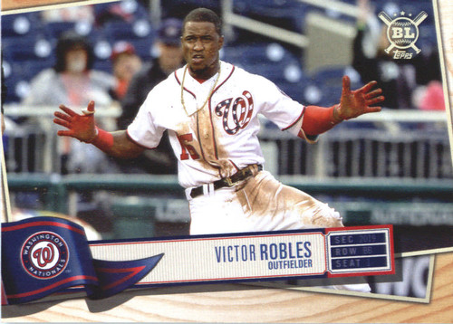 Photo of 2019 Topps Big League #183 Victor Robles