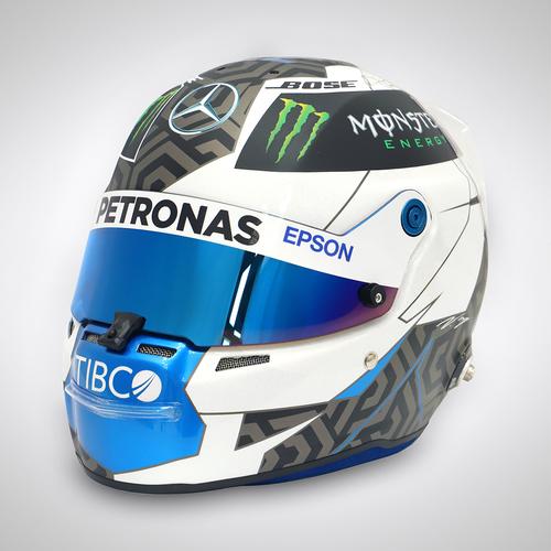 Photo of Valtteri Bottas 2020 1:1 Replica Helmet