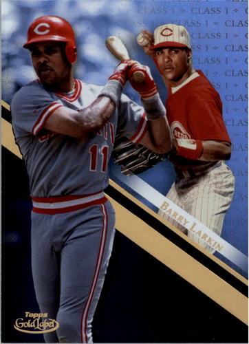 Photo of 2019 Topps Gold Label Class 1 #83 Barry Larkin