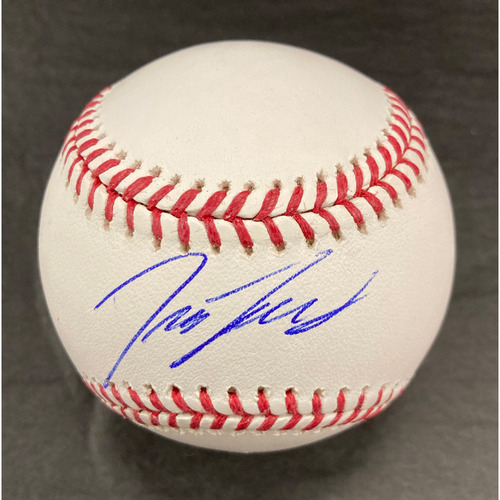 Photo of Jimmy Lambert Autographed Baseball
