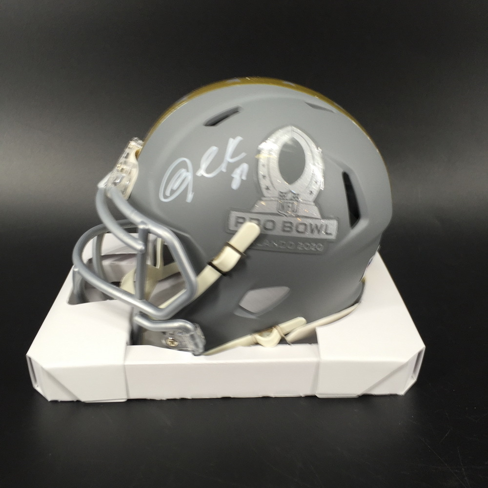 NFL - Saints Jared Cook Signed Pro Bowl 2020 Mini Helmet