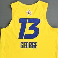 Paul George - Game-Worn 2021 NBA All-Star Jersey - 1st Half