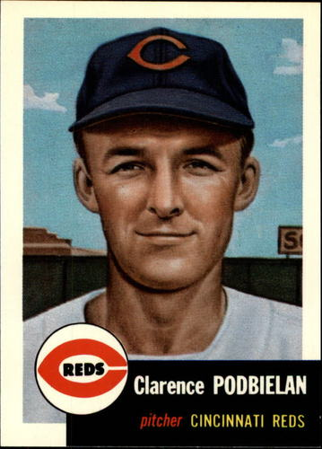 Photo of 1991 Topps Archives 1953 #237 Bud Podbielan