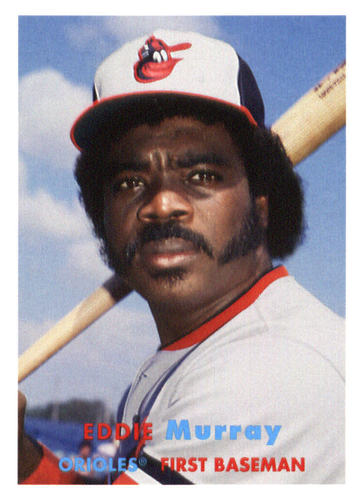 Photo of 2015 Topps Archives #35 Eddie Murray