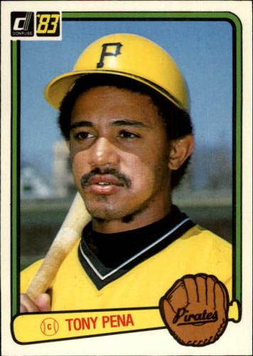 Photo of 1983 Donruss #59 Tony Pena