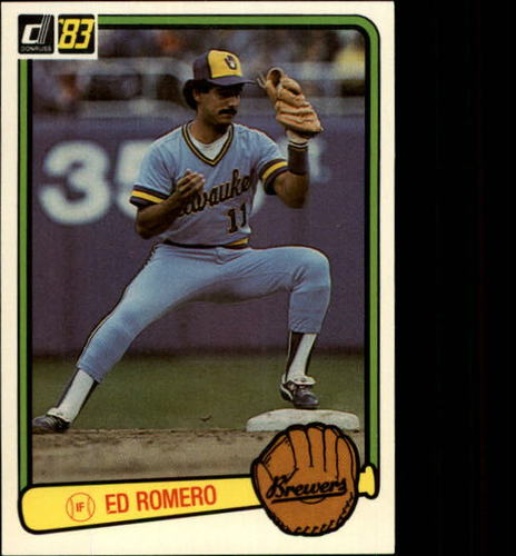 Photo of 1983 Donruss #584 Ed Romero