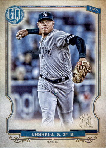 Photo of 2020 Topps Gypsy Queen #42 Gio Urshela