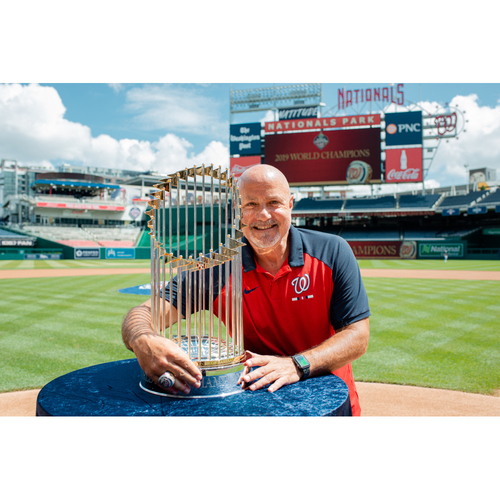 Photo of Meet & Greet with Mike Rizzo