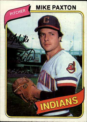 Photo of 1980 Topps #388 Mike Paxton