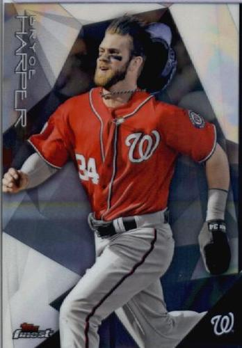 Photo of 2015 Finest #42 Bryce Harper