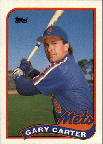Photo of 1989 Topps #680 Gary Carter
