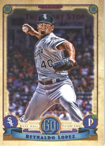 Photo of 2019 Topps Gypsy Queen #294 Reynaldo Lopez