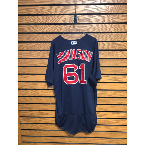 Photo of Brian Johnson Team Issued 2020 Road Alternate Jersey