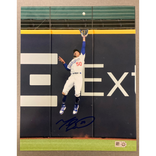 Photo of Mookie Betts Authentic Autographed Photograph