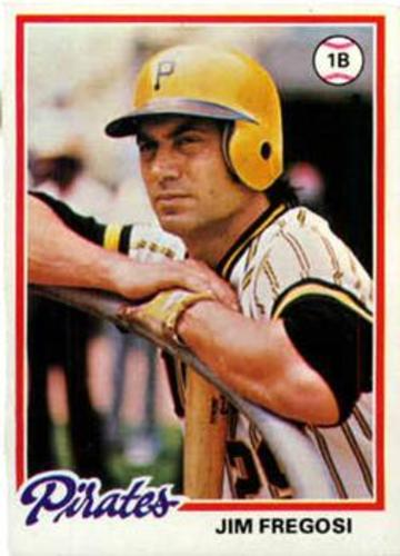 Photo of 1978 Topps #323 Jim Fregosi DP