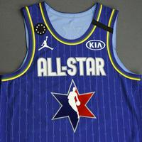 Russell Westbrook - 2020 NBA All-Star - Team LeBron - Autographed Jersey