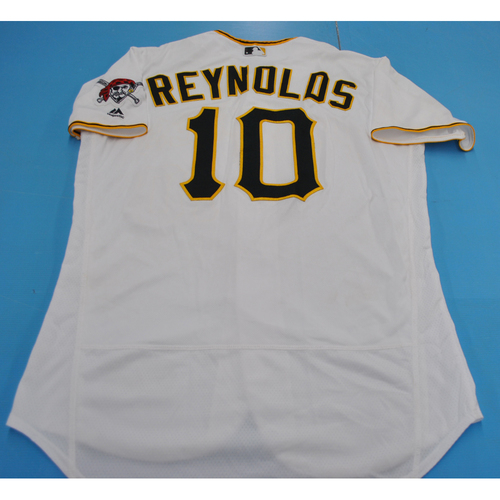 Photo of Game-Used Jersey - 2018 Arizona Fall League - Bryan Reynolds
