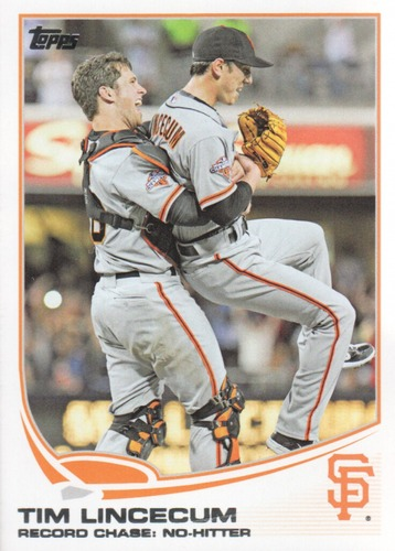Photo of 2013 Topps Update #US143 Tim Lincecum