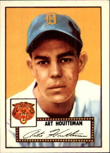 Photo of 1983 Topps 1952 Reprint #238 Art Houtteman