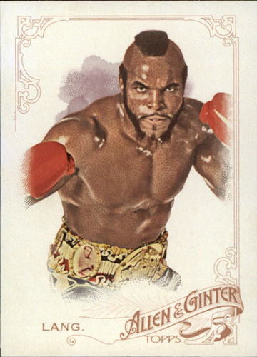 Photo of 2015 Topps Allen and Ginter #102 James Clubber Lang