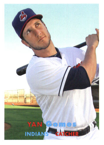 Photo of 2015 Topps Archives #51 Yan Gomes