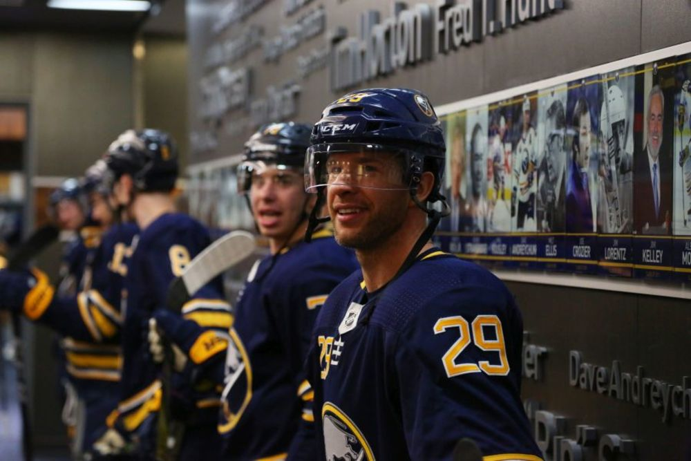 Ultimate Sabres Fan Package -  Buffalo Sabres vs. Pittsburgh Penguins 3-14-19