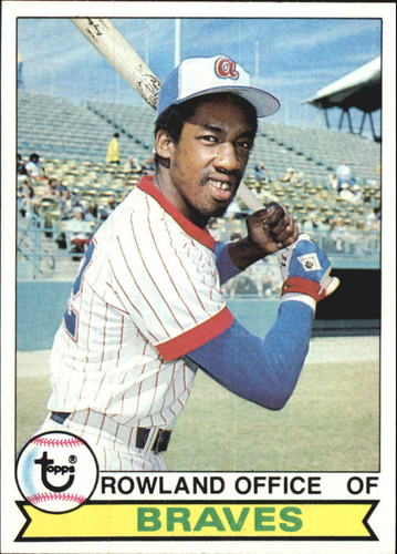 Photo of 1979 Topps #132 Rowland Office