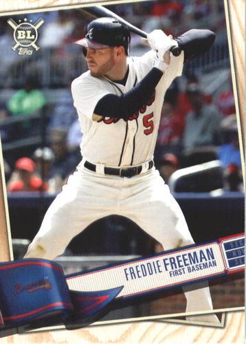 Photo of 2019 Topps Big League #195 Freddie Freeman