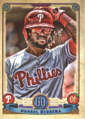 Photo of 2019 Topps Gypsy Queen #299 Odubel Herrera