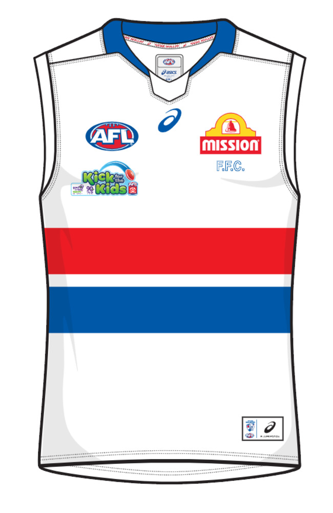 2021 Good Friday Guernsey - Match Worn* by Lachlan McNeil