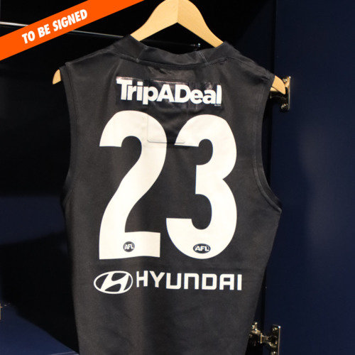 Photo of 2021 AFL Player Guernsey #23 - Jacob Weitering