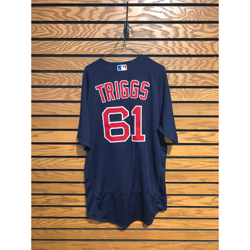 Photo of Andrew Triggs Team Issued 2020 Road Alternate Jersey