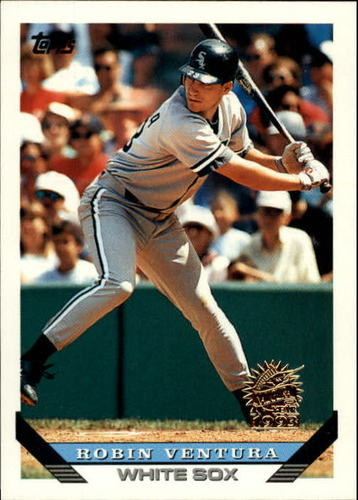 Photo of 1993 Topps Inaugural Marlins #770 Robin Ventura