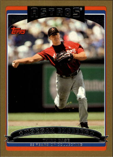 Photo of 2006 Topps Gold #502 Morgan Ensberg