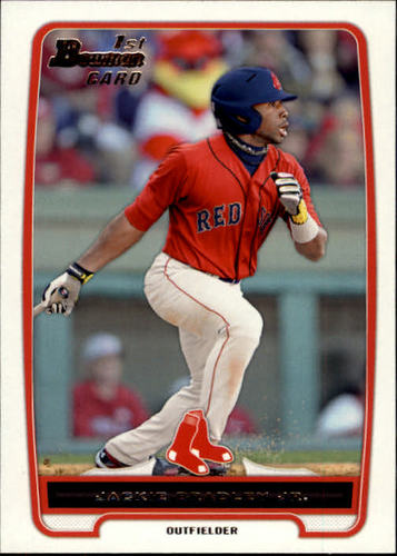 Photo of 2012 Bowman Prospects #BP66 Jackie Bradley Jr.
