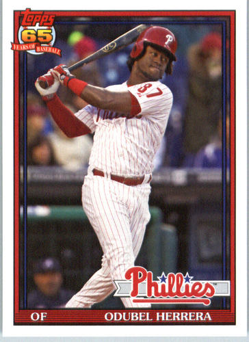Photo of 2016 Topps Archives #258 Odubel Herrera