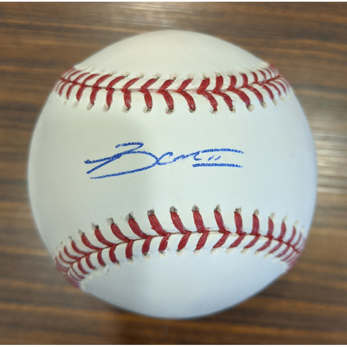 Photo of Cedric Mullins - Autographed Baseball
