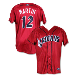 Photo of #12 Jason Martin Autographed Game Worn Jersey
