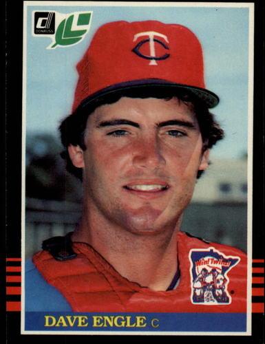 Photo of 1985 Leaf/Donruss #173 Dave Engle
