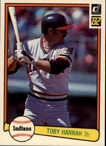 Photo of 1982 Donruss #72 Toby Harrah