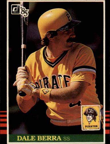 Photo of 1985 Donruss #444 Dale Berra