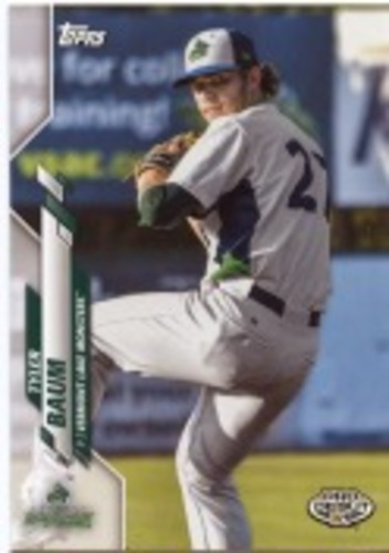 Photo of 2020 Topps Pro Debut #PD162 Tyler Baum