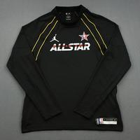 Stephen Curry - Game-Worn 2021 NBA All-Star Long-Sleeved Shooting Shirt
