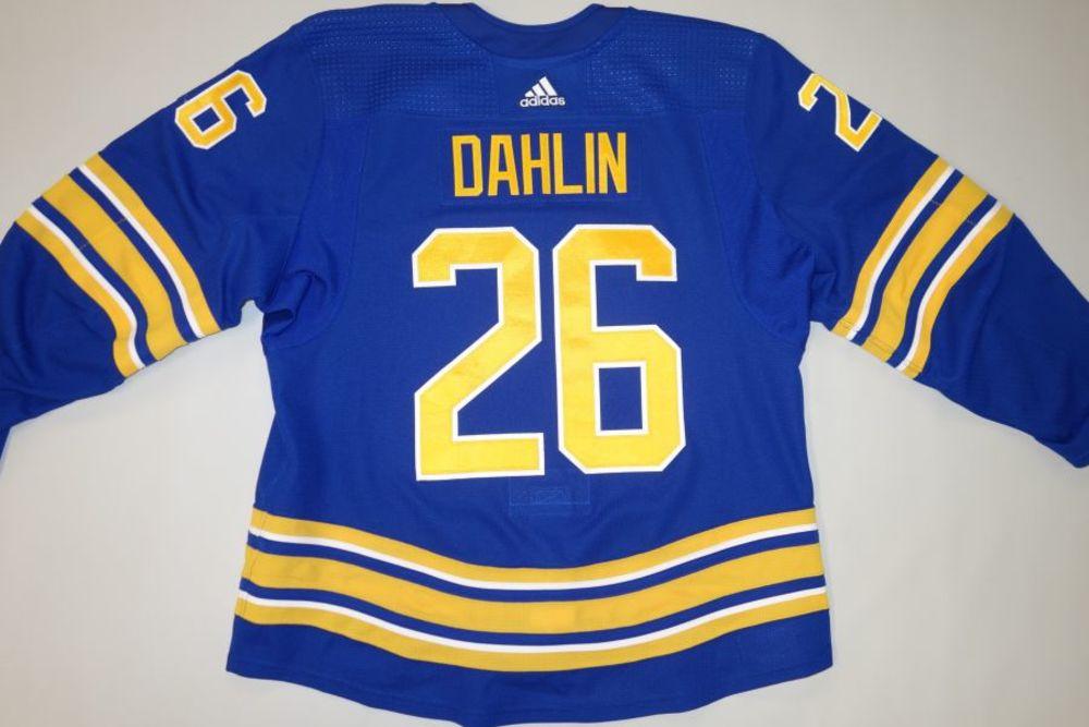Rasmus Dahlin 2020-21 Buffalo Sabres Set 1 Home Jersey