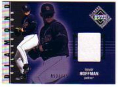 Photo of 2002 Upper Deck Diamond Connection #235 Trevor Hoffman DC Jsy