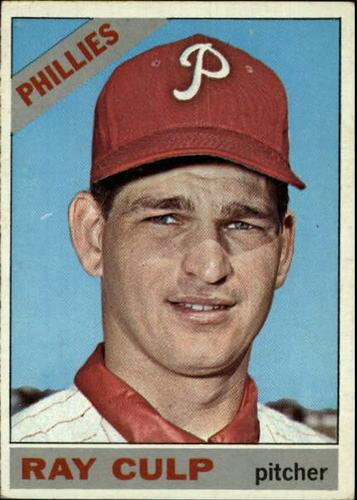 Photo of 1966 Topps #4 Ray Culp