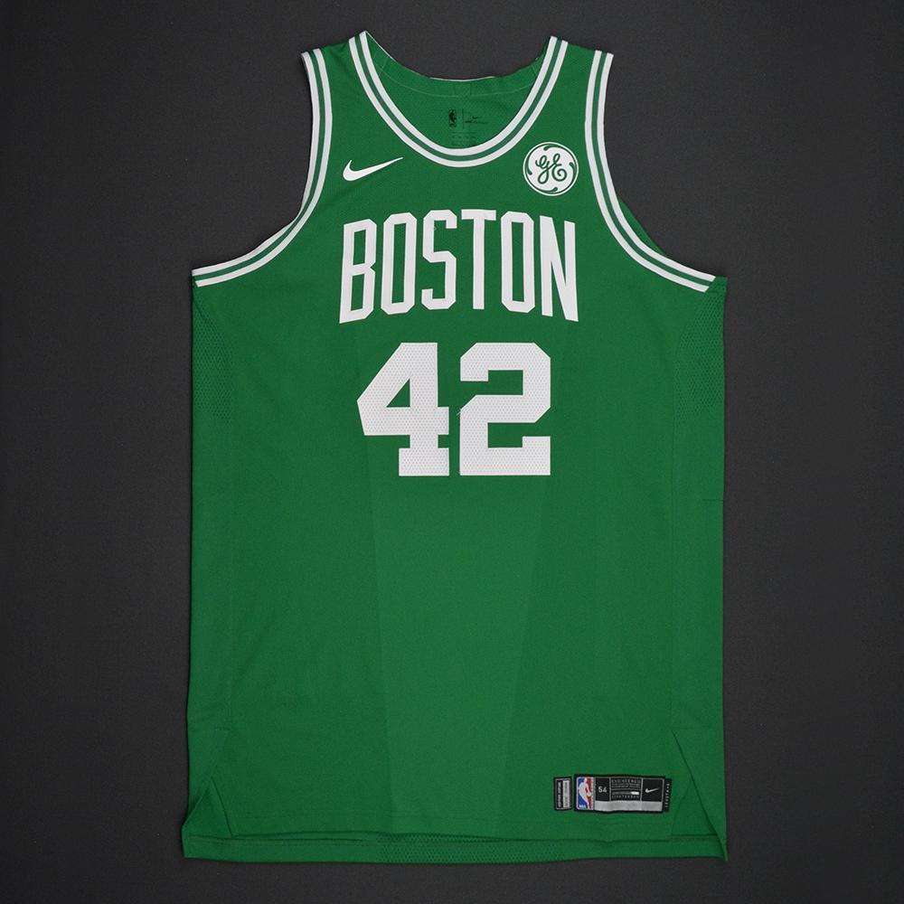 timeless design dd90f aea73 Al Horford - Boston Celtics - Opening Night Game-Worn Jersey ...