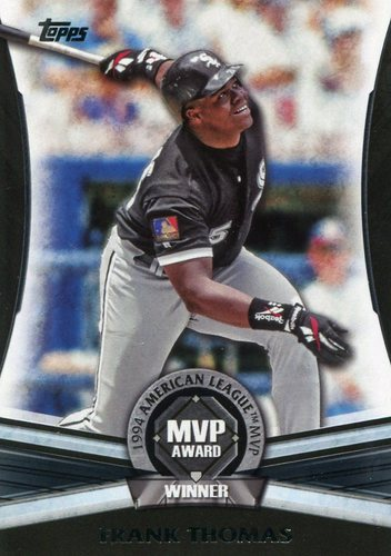 Photo of 2017 Topps Update MVP Award #MVP5 Frank Thomas
