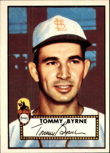 Photo of 1983 Topps 1952 Reprint #241 Tommy Byrne