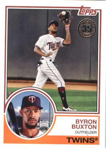 Photo of 2018 Topps '83 Topps #8377 Byron Buxton
